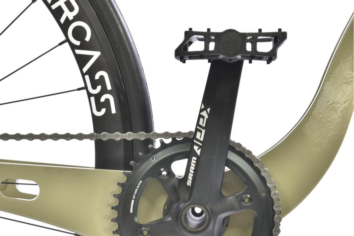 Pédale de vélo karcass modèle KC5